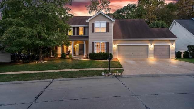 941 Kiefer Trails Drive, Ballwin, MO 63021 (#20066404) :: Walker Real Estate Team