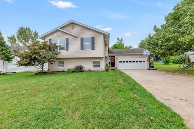 53 Rock Church Drive, O'Fallon, MO 63368 (#20066632) :: Kelly Hager Group | TdD Premier Real Estate