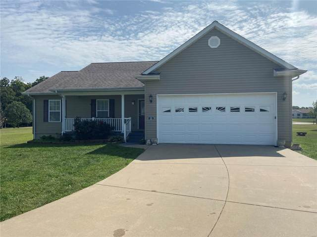 121 Sunset, Farmington, MO 63640 (#20066677) :: The Becky O'Neill Power Home Selling Team