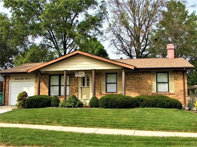2811 Gladwood Drive, St Louis, MO 63129 (#20066916) :: Hartmann Realtors Inc.