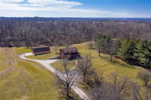 3048 Rock Hill Road, Belleville, IL 62221 (#20067194) :: Walker Real Estate Team