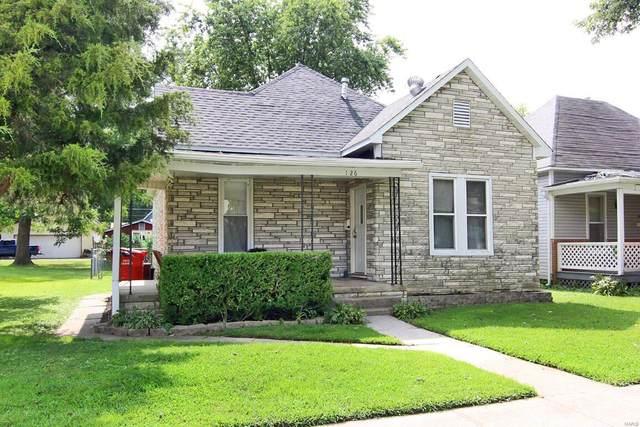 126 W Davidson Avenue, Chaffee, MO 63740 (#20067254) :: Kelly Hager Group | TdD Premier Real Estate