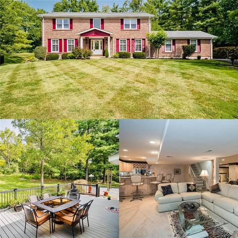 110 Royal Manor, St Louis, MO 63141 (#20067255) :: The Becky O'Neill Power Home Selling Team
