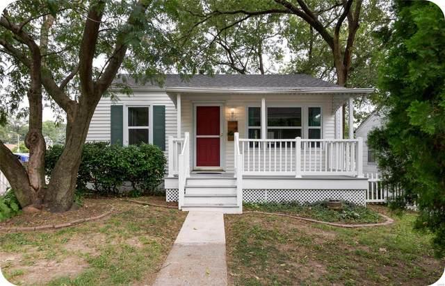 1418 Brock, St Louis, MO 63139 (#20067396) :: Kelly Hager Group | TdD Premier Real Estate