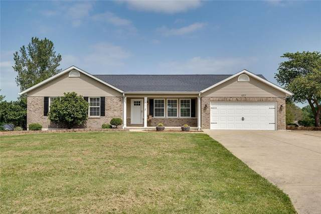 425 Bluff Drive, Troy, MO 63379 (#20067967) :: The Becky O'Neill Power Home Selling Team