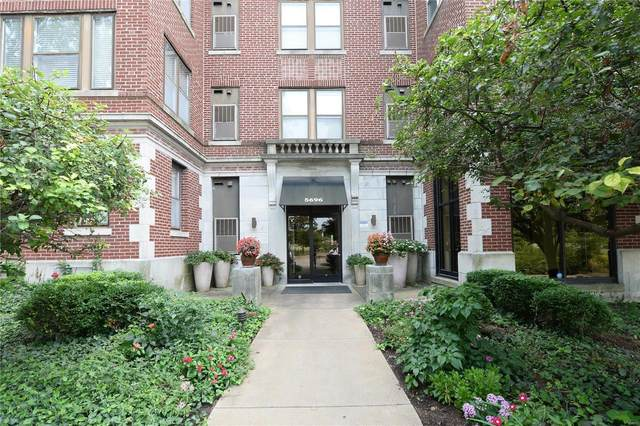 5696 Kingsbury Avenue #105, St Louis, MO 63112 (#20068002) :: Parson Realty Group