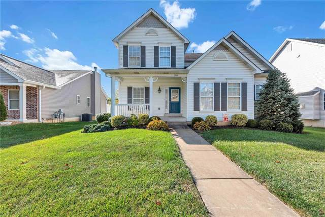 266 Montesano Park Drive, Imperial, MO 63052 (#20068226) :: Parson Realty Group