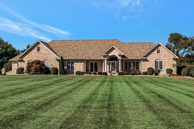 6405 State Route 162, Maryville, IL 62062 (#20068459) :: Tarrant & Harman Real Estate and Auction Co.