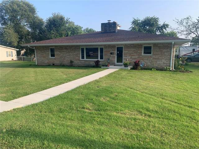 400 E Walnut, Pacific, MO 63069 (#20068533) :: The Becky O'Neill Power Home Selling Team