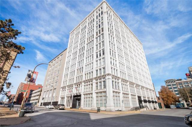 1501 Locust Street #1004, St Louis, MO 63103 (#20068715) :: Tarrant & Harman Real Estate and Auction Co.