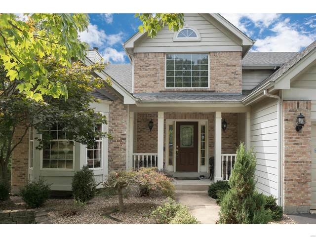 16113 Canyon Ridge Court, Wildwood, MO 63021 (#20069253) :: Parson Realty Group