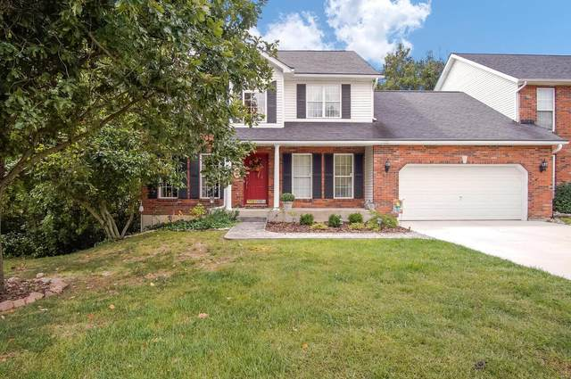 821 Woodsedge Drive, Maryville, IL 62062 (#20069387) :: Tarrant & Harman Real Estate and Auction Co.