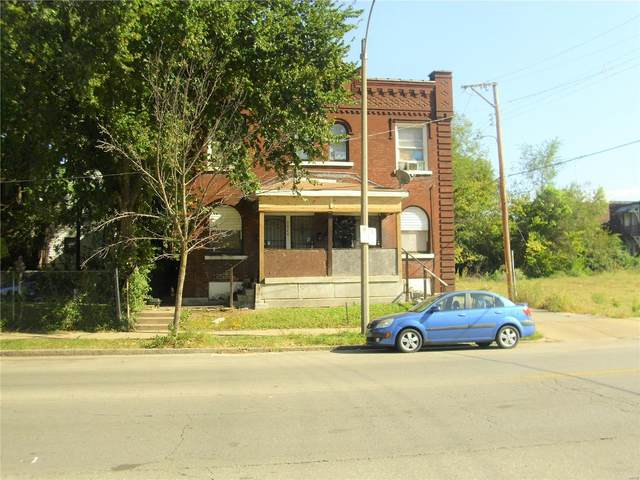 3018 N Vandeventer Avenue, St Louis, MO 63107 (#20069409) :: RE/MAX Professional Realty