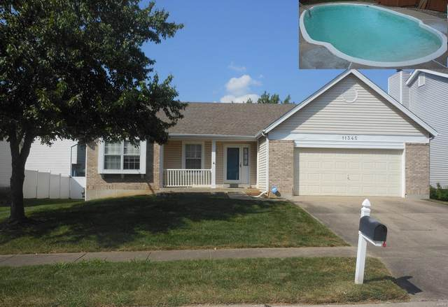 11345 Frontage Avenue, Maryland Heights, MO 63043 (#20070180) :: RE/MAX Vision