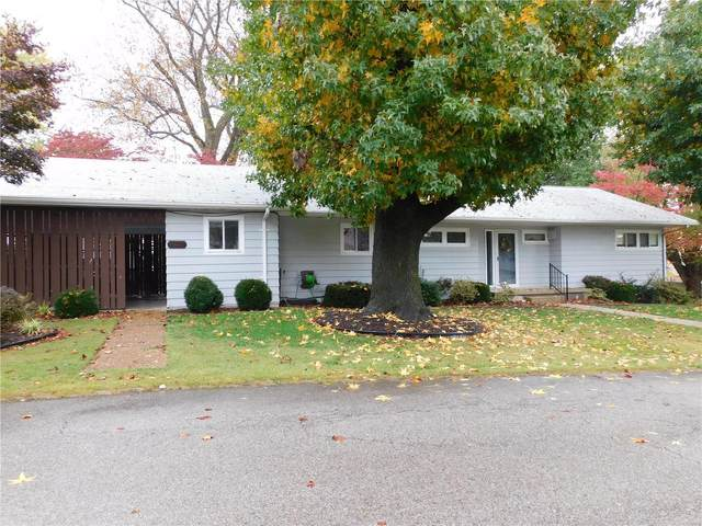 602 W German Street, CHESTER, IL 62233 (#20071134) :: Kelly Hager Group | TdD Premier Real Estate
