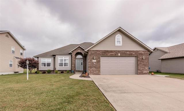 143 Independence Drive, Bethalto, IL 62010 (#20071193) :: Parson Realty Group