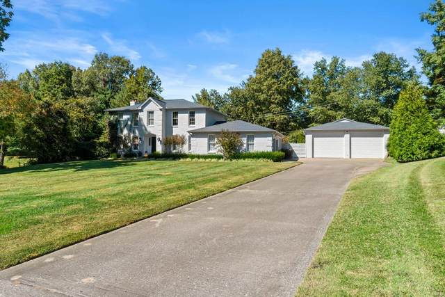 2709 Plymouth Drive, Cape Girardeau, MO 63701 (#20071541) :: Parson Realty Group