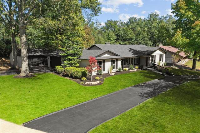 14391 Ladue Road, Chesterfield, MO 63017 (#20071590) :: Matt Smith Real Estate Group
