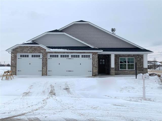 7454 Clarence Court, Glen Carbon, IL 62034 (#20071601) :: Matt Smith Real Estate Group