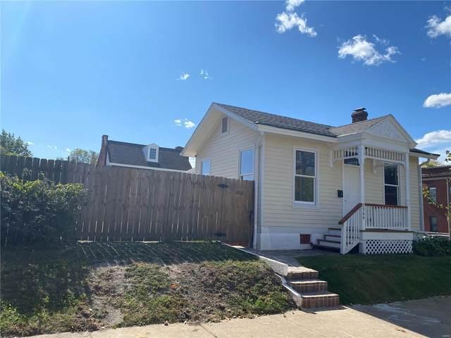 2266 Shenandoah Avenue, St Louis, MO 63104 (#20072130) :: PalmerHouse Properties LLC