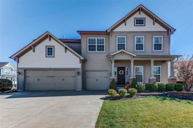 20 Country Pines Court, Lake St Louis, MO 63367 (#20072212) :: Kelly Hager Group | TdD Premier Real Estate