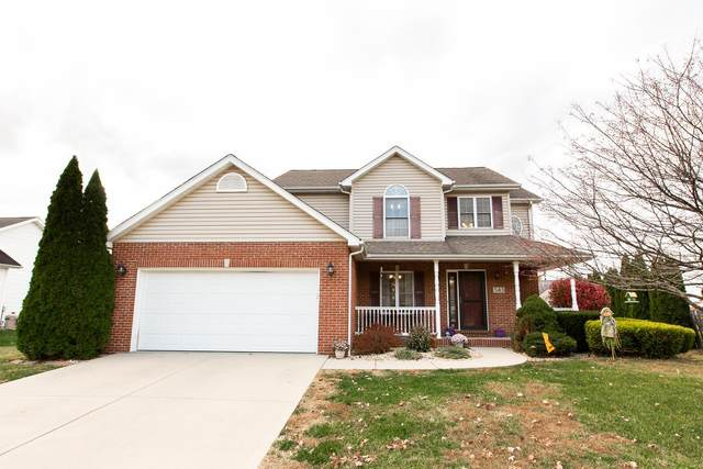 543 N August Street, Mascoutah, IL 62258 (#20072222) :: Parson Realty Group