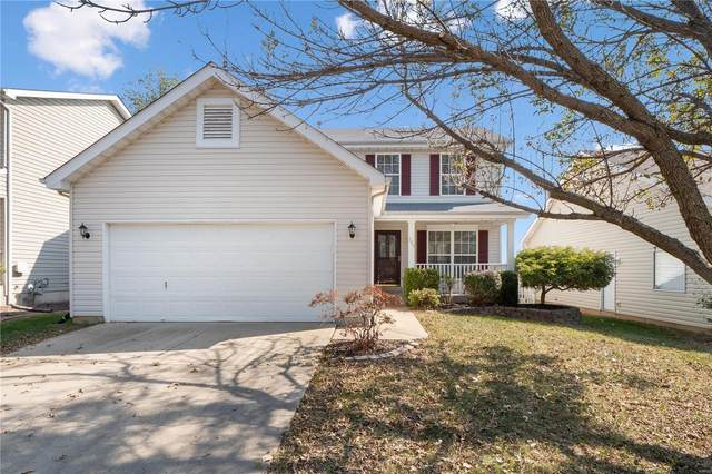 300 Brookhaven Drive, Belleville, IL 62221 (#20072445) :: Clarity Street Realty