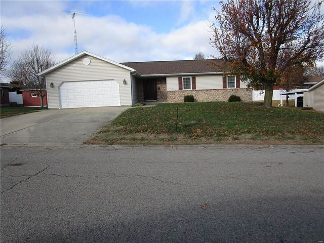 203 Mora Ln, CHESTER, IL 62233 (#20072578) :: Parson Realty Group