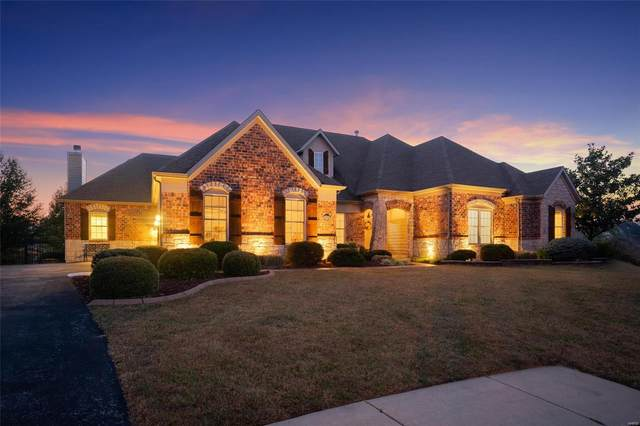 8 Dorothy Ann Court, Saint Charles, MO 63303 (#20072779) :: PalmerHouse Properties LLC