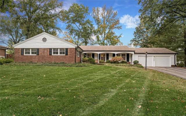 754 Gabriel Court, Kirkwood, MO 63122 (#20072788) :: Parson Realty Group