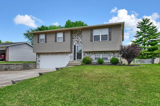 407 Oakwood Drive, Troy, IL 62294 (#20072841) :: Clarity Street Realty