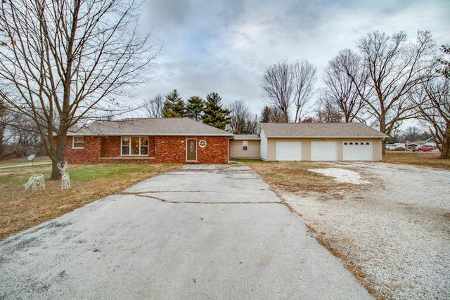 23486 State Highway 16, Jerseyville, IL 62052 (#20072889) :: Matt Smith Real Estate Group
