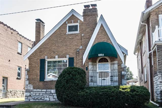 6054 Carlsbad Avenue, St Louis, MO 63116 (#20073046) :: Clarity Street Realty