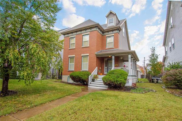 4205 Mcpherson Avenue, St Louis, MO 63108 (#20073050) :: Clarity Street Realty