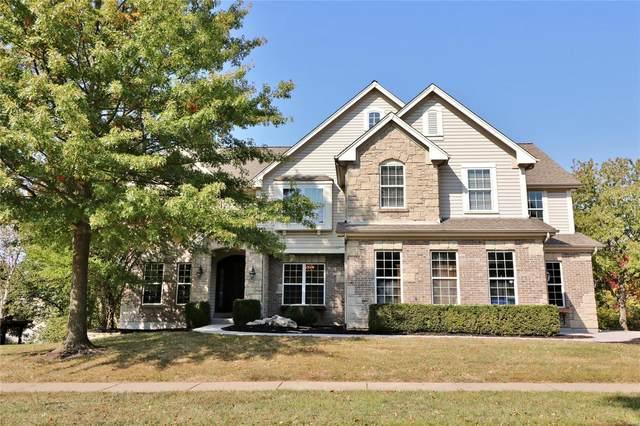 17793 Westhampton Woods Drive, Wildwood, MO 63005 (#20073081) :: Walker Real Estate Team