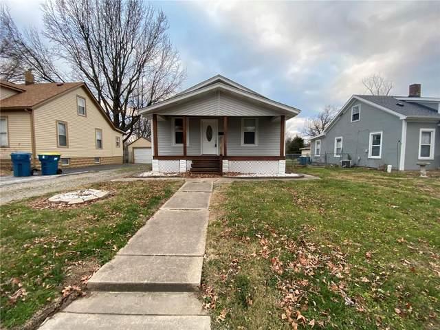 615 Home Avenue, Edwardsville, IL 62025 (MLS #20073130) :: Century 21 Prestige