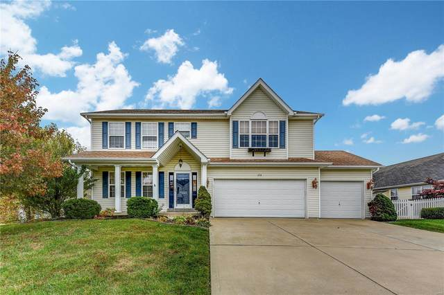 253 Old Chesapeake Drive, Wentzville, MO 63385 (#20073161) :: Kelly Hager Group | TdD Premier Real Estate