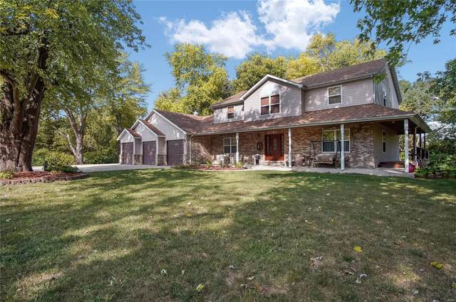 711 Graham Lane, Collinsville, IL 62234 (#20073331) :: PalmerHouse Properties LLC