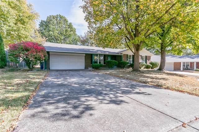 14452 Gravelle Lane, Florissant, MO 63034 (#20073444) :: The Becky O'Neill Power Home Selling Team