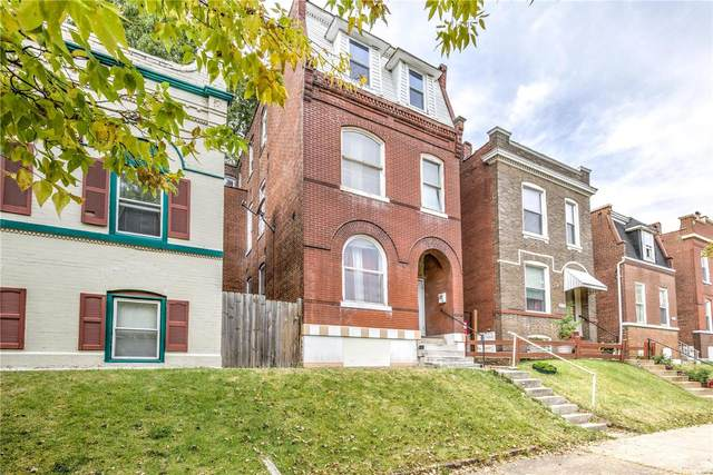 3935 Pennsylvania Ave, St Louis, MO 63118 (#20073546) :: Clarity Street Realty