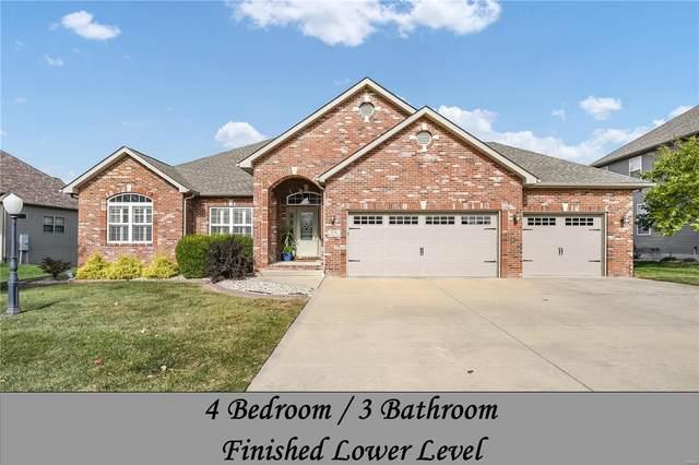 3336 Drysdale Court, Edwardsville, IL 62025 (#20073587) :: Hartmann Realtors Inc.