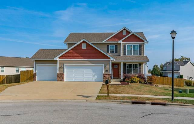 604 Laurelwood Court, O'Fallon, IL 62269 (#20073895) :: Parson Realty Group