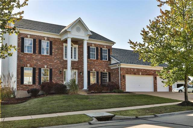 919 Crown Pointe Estates Drive, Wildwood, MO 63021 (#20074079) :: The Becky O'Neill Power Home Selling Team