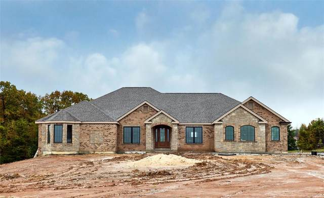 120 Blue Sky Drive, Defiance, MO 63341 (#20074296) :: Parson Realty Group
