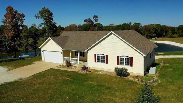 20700 Croxford Road, Grafton, IL 62037 (#20074409) :: Fusion Realty, LLC