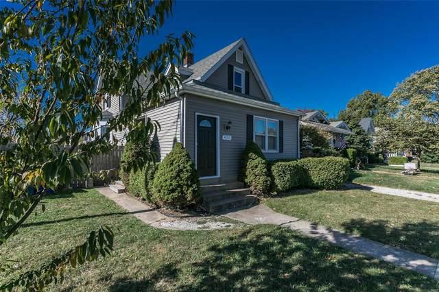 420 Brown Avenue, Collinsville, IL 62234 (#20074547) :: Tarrant & Harman Real Estate and Auction Co.
