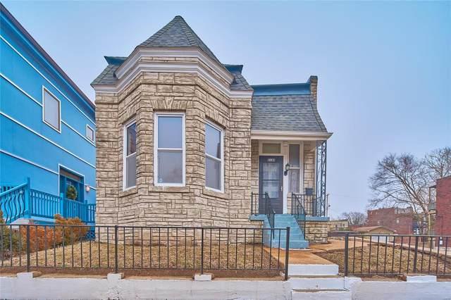 3144 Pennsylvania Avenue, St Louis, MO 63118 (#20074573) :: PalmerHouse Properties LLC