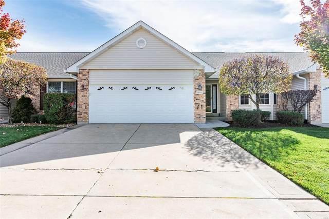 1152 Villa Flora Drive 42B, O'Fallon, MO 63366 (#20074589) :: Kelly Hager Group   TdD Premier Real Estate