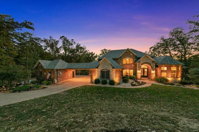 160 Norfork Court, Defiance, MO 63341 (#20074615) :: Parson Realty Group