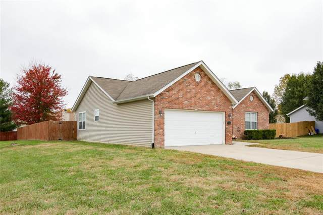 2007 Tampico Drive, Belleville, IL 62221 (#20074671) :: Parson Realty Group